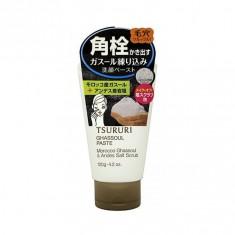 Tsururi Пенка-скраб для глубокого очищения кожи с марокканской вулканической глиной и андской каменной солью,120 г B&C Lab