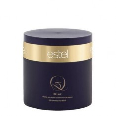 Estel, Маска Q3 Relax, для волос с комплексом масел, 300 мл