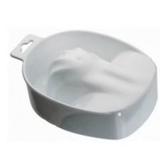 TNL, Ванночка для маникюра (белая) TNL Professional