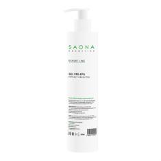 Saona Cosmetics, Гель для глубокого очищения с экстрактом зеленого чая, 350 мл