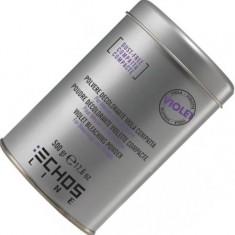 Echos line decolorante viola осветляющий порошок с фиолетовыми гранулами 500г ECHOSLINE