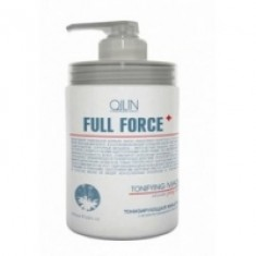 Ollin Professional Full Force Tonifying Mask With Purple Ginseng Extract - Тонизирующая маска, 650 мл. Ollin Professional (Россия)