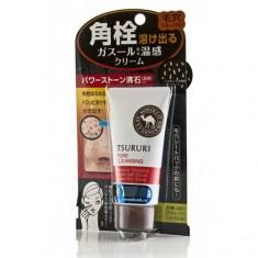 очищающий поры крем (с термоэффектом) bcl tsururi pore cleansing cream