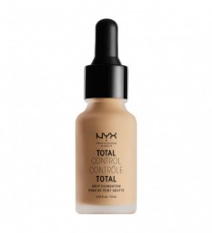 NYX PROFESSIONAL MAKEUP Тональная основа Total Control Drop Foundation - Medium Olive 09