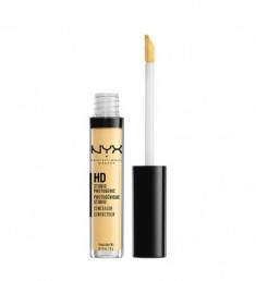 NYX PROFESSIONAL MAKEUP Жидкий консилер для лица Concealer Wand - Yellow 10