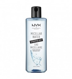 NYX PROFESSIONAL MAKEUP Мицеллярная вода Stripped Off Micellar Water 01