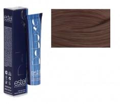 ESTEL PROFESSIONAL 7/7 краска для волос, русый коричневый / DELUXE 60 мл