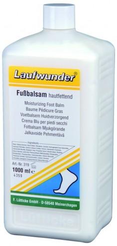 LAUFWUNDER Бальзам увлажняющий для ног 1000 мл