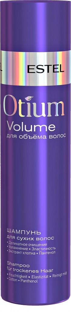 ESTEL PROFESSIONAL Шампунь для объема сухих волос / OTIUM VOLUME 250 мл