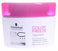 SCHWARZKOPF PROFESSIONAL Маска для окрашенных волос / BC pH 4.5 Color Freeze 200 мл