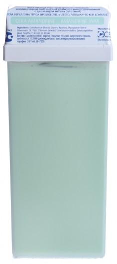 BEAUTY IMAGE Кассета с воском для тела, оливковый / ROLL-ON 110 мл