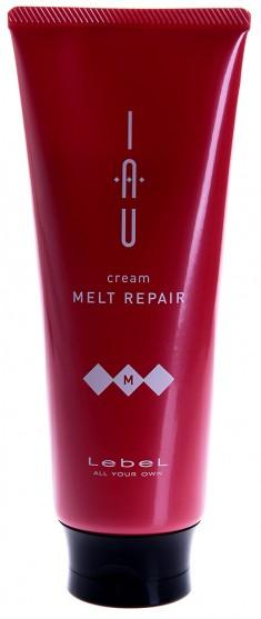 LEBEL Аромакрем с тающей текстурой для увлажнения волос / IAU cream MELT REPAIR 200 мл