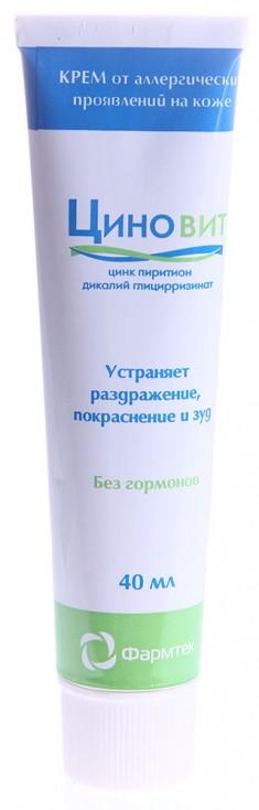 ФАРМТЕК Крем Циновит 40 мл Фармтек
