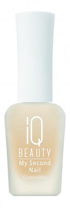 IQ BEAUTY Препарат на основе жемчуга для утолщения ногтей / My Second Nail 12,5 мл