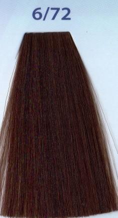 LISAP MILANO 6/72 краска для волос / ESCALATION EASY ABSOLUTE 3 60 мл