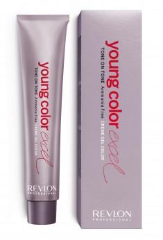 REVLON PROFESSIONAL 10-01 крем-гель полуперманентный, светло-серебряный /COLOR EXCEL 70 мл