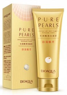 BIOAQUA Пенка для умывания / Pure Pearls 100 г