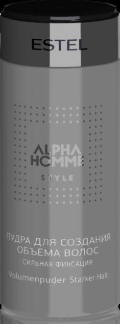 ESTEL PROFESSIONAL Пудра для создания объема волос, для мужчин / ALPHA HOMME 8 г