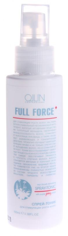 OLLIN PROFESSIONAL Тоник-спрей для стимуляции роста волос / FULL FORCE 100 мл