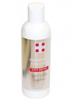 ACTIVE Гель-суфле очищающий для лица / CITY DETOX 200 мл