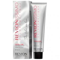 REVLON PROFESSIONAL 7.43 краска для волос, блондин медно-золотистый / RP REVLONISSIMO COLORSMETIQUE 60 мл