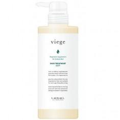 LEBEL Маска для глубокого увлажнения волос / Viege Treatment SOFT 600 мл