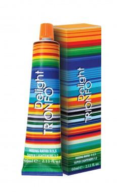CONSTANT DELIGHT ДТ 7-5 крем-краска стойкая для волос, средне-русый золотистый / Delight TRIONFO 60 мл