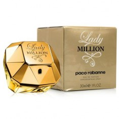 PACO RABANNE LADY MILLION вода парфюмерная жен 30 ml