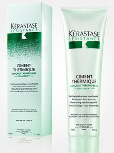 Kerastase Resistance Цемент Термик Термо-уход перед укладкой для всех типов волос 150 мл