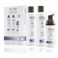 Nioxin Система 6 Набор XXL 300мл+300мл+100мл
