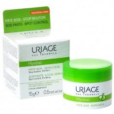 Uriage (Урьяж) Исеак SOS-паста для жирной и проблемной кожи 15 г