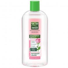 Чистая Линия Мицеллярная вода 3в1 для всех типов кожи 400мл ЧИСТАЯ ЛИНИЯ