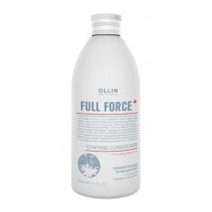Ollin Professional FULL FORCE Тонизирующий кондиционер с экстрактом пурпурного женьшеня 300мл