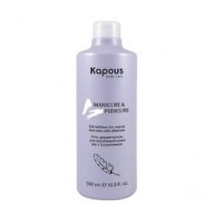 Гель-размягчитель для огрубевшей кожи ног, 500 мл (Kapous Professional)