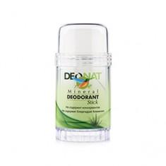 Дезодорант кристалл с экстрактом Алоэ, 80 г (DeoNat)