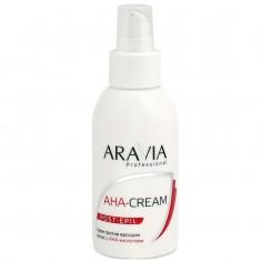 Aravia Крем против вросших волос с АНА кислотами 100мл Aravia professional
