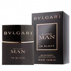 BVLGARI MAN IN BLACK вода парфюмерная мужская 30 ml