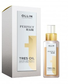 OLLIN PROFESSIONAL Масло для всех типов волос / OLLIN PERFECT HAIR TRES OIL 50 мл