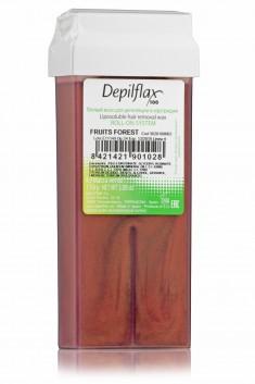 DEPILFLAX 100 Воск для депиляции в картридже, лесная ягода 110 г