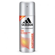 ADIDAS Антиперспирант аэрозоль для мужчин adipower 72ч 150 мл