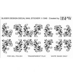 BPW.Style, Слайдер-дизайн «Вензеля» №1-1349