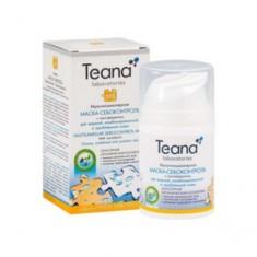 Мультиламеллярная маска-себоконтроль с лактоферрином, 50 мл (Teana)