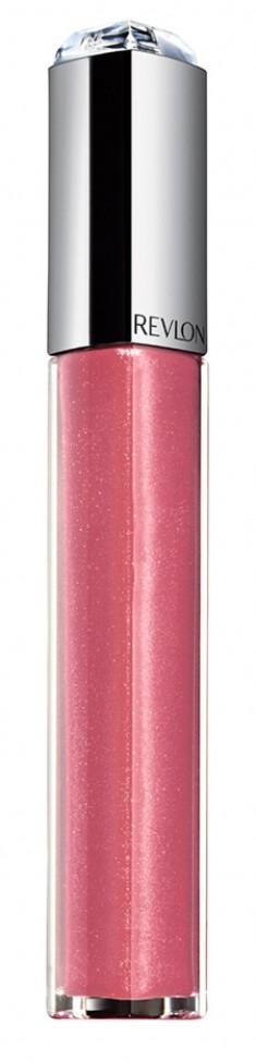 REVLON Помада-блеск для губ 530 / Ultra Hd Lip Lacquer Rose quartz