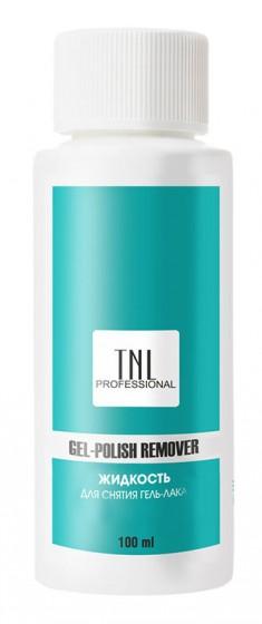 TNL PROFESSIONAL Жидкость для снятия гель-лака 100 мл