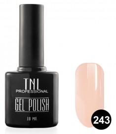 TNL PROFESSIONAL 243 гель-лак для ногтей, дымчатая роза 10 мл