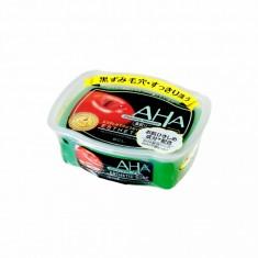 AHA Basic Мыло-пилинг для лица сужающее поры c фруктовыми кислотами, 100 г B&C Lab