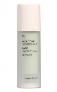 Корректор-база под макияж THE FACE SHOP Face Tone Controller SPF30 №01 For Reddish And Dull Skin