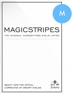 MAGICSTRIPES Полоски силиконовые для поднятия верхнего века, размер M 64 шт