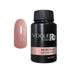Vogue Nails, База Shine №3, 30 мл