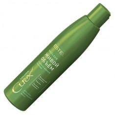 бальзам curex volume живой обьём для сухих, повреждённых волос 250мл. estel 1/20 Estel Professional